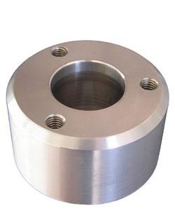 Aluminiumpart for machine