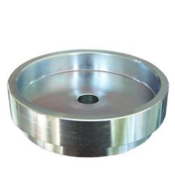 disc steel zinc plated